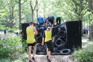 Dirty Coast Mud Run Autoreifen