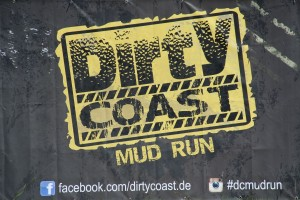 Dirty Coast Mud Run Plakat