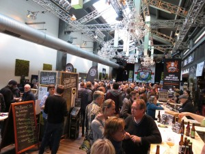 Kieler Craft Beer Days 2017 in der Halle400